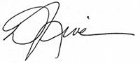 Deb Niven's signature